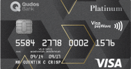 Qudos Bank Platinum Visa card | Point Hacks