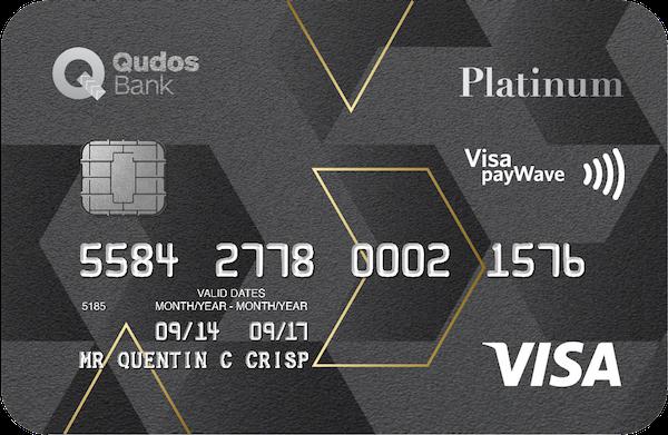 Qudos Bank Visa Platinum