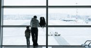 Family Travel Airport | Point Hacks