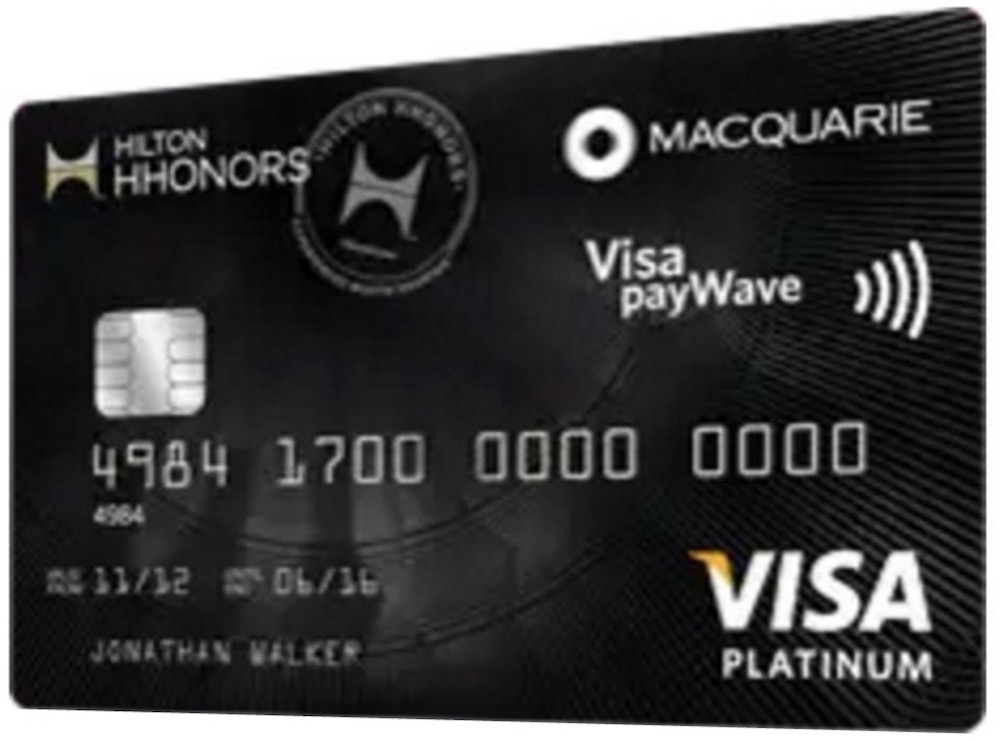Earn Hilton Hhonor Points With The Macquarie Hhonors Platinum Visa Card Comes Instant Gold Status Complimentary Rewards Weekend Nights
