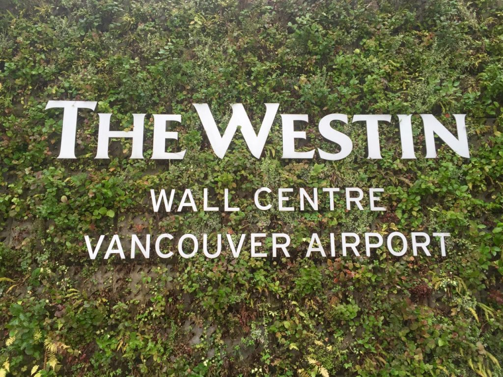 The Westin Wall Centre Vancouver Airport | Point Hacks