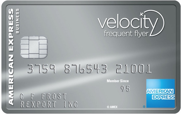 American Express Velocity Business Charge Card | Point Hacks