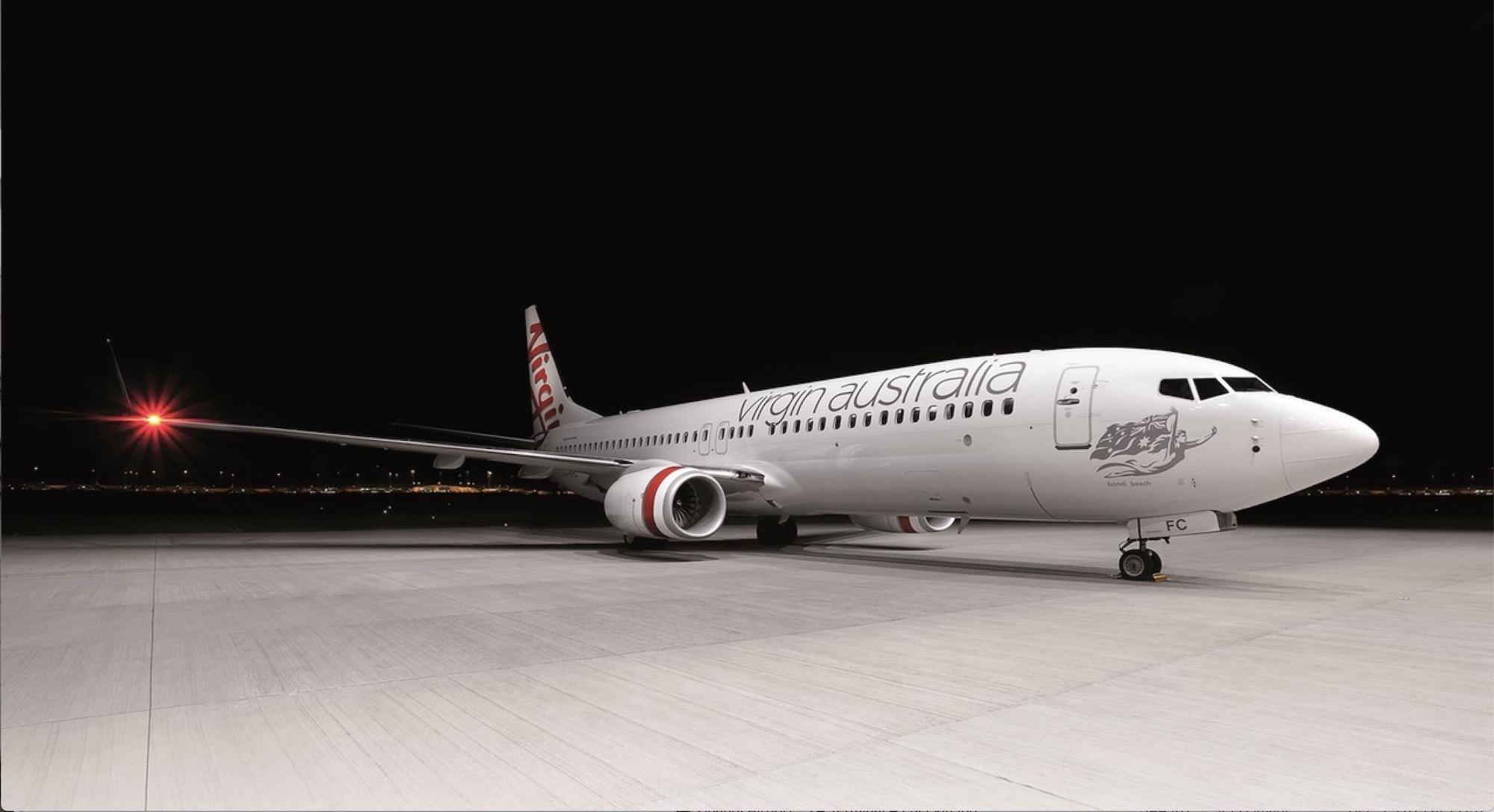 Virgin Australia B737
