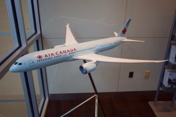 Air Canada added as Asia Miles partner