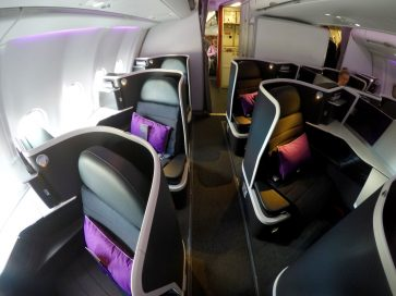 Earn Velocity Gold status and fly around the world in Virgin Australia and Virgin Atlantic Business Class from $6,118