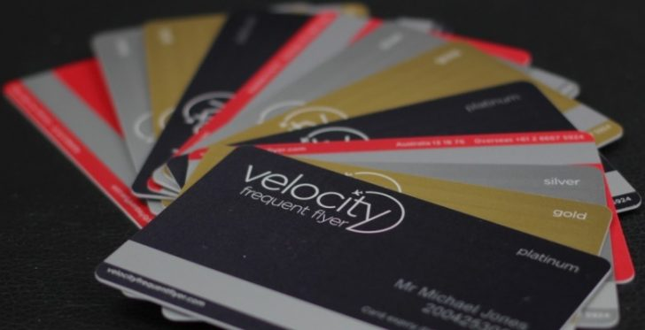 Assorted Velocity Frequent Flyer Cards | Point Hacks