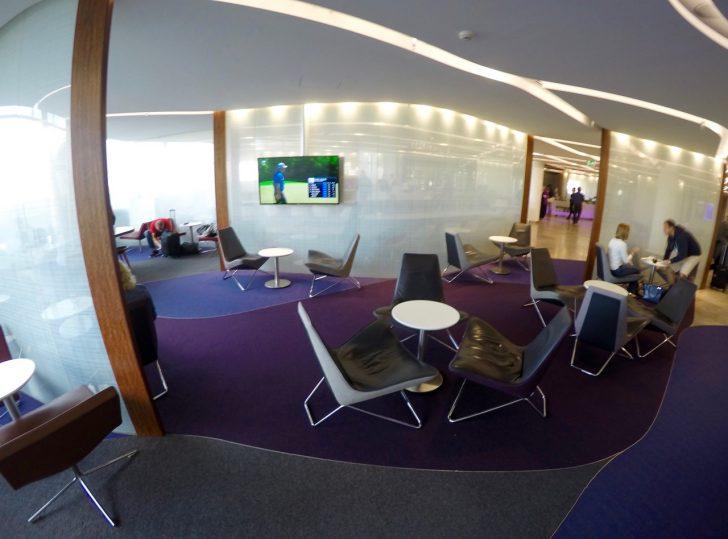 Virgin Australia Lounge Sydney | Point Hacks