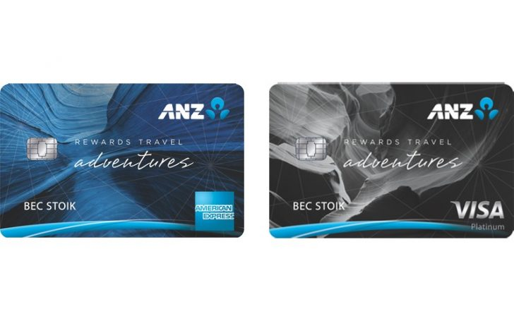 Anz launches anz rewards travel adventures card point hacks reheart Images