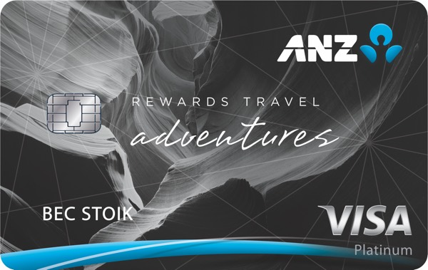 ANZ Rewards Travel Adventures card | Point Hacks