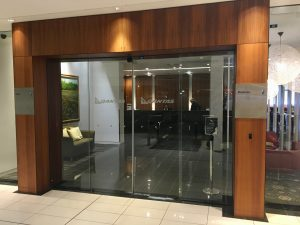 Qantas International Business Lounge Auckland Overview
