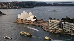 Maximising the benefits from Amex FHR at Shangri-La Sydney – Horizon Club Opera House View Room Review