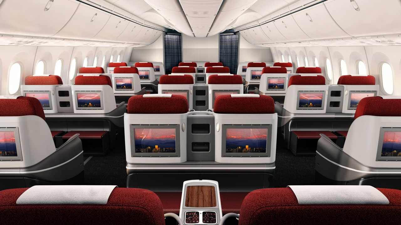 Flash Sale Sydney Auckland Return In Latam Business Class For 566