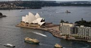 Maximising the benefits from Amex FHR at Shangri-La Sydney - Horizon Club Opera House View Room Review | Point Hacks