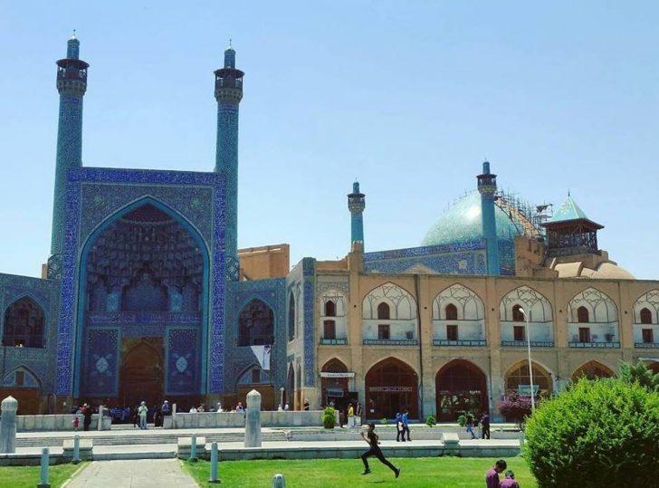 Shah Mosque Isfahan Iran | Point Hacks