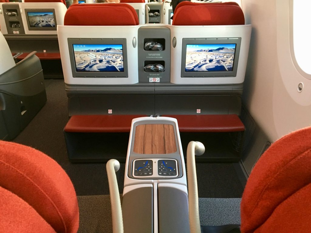 LATAM 787 Business Class Seat | Point Hacks