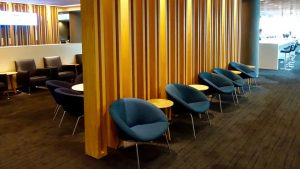 Qantas Sydney T3 Domestic Business Lounge Overview