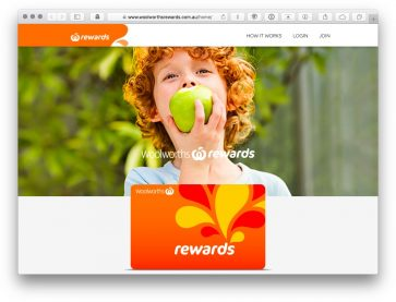 Great offer: earn over 4 bonus Qantas Points per $ spent at Woolworths until Sunday
