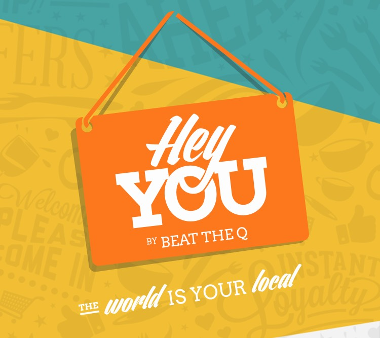 Use The Hey You App To Earn Points At Cafes Using American