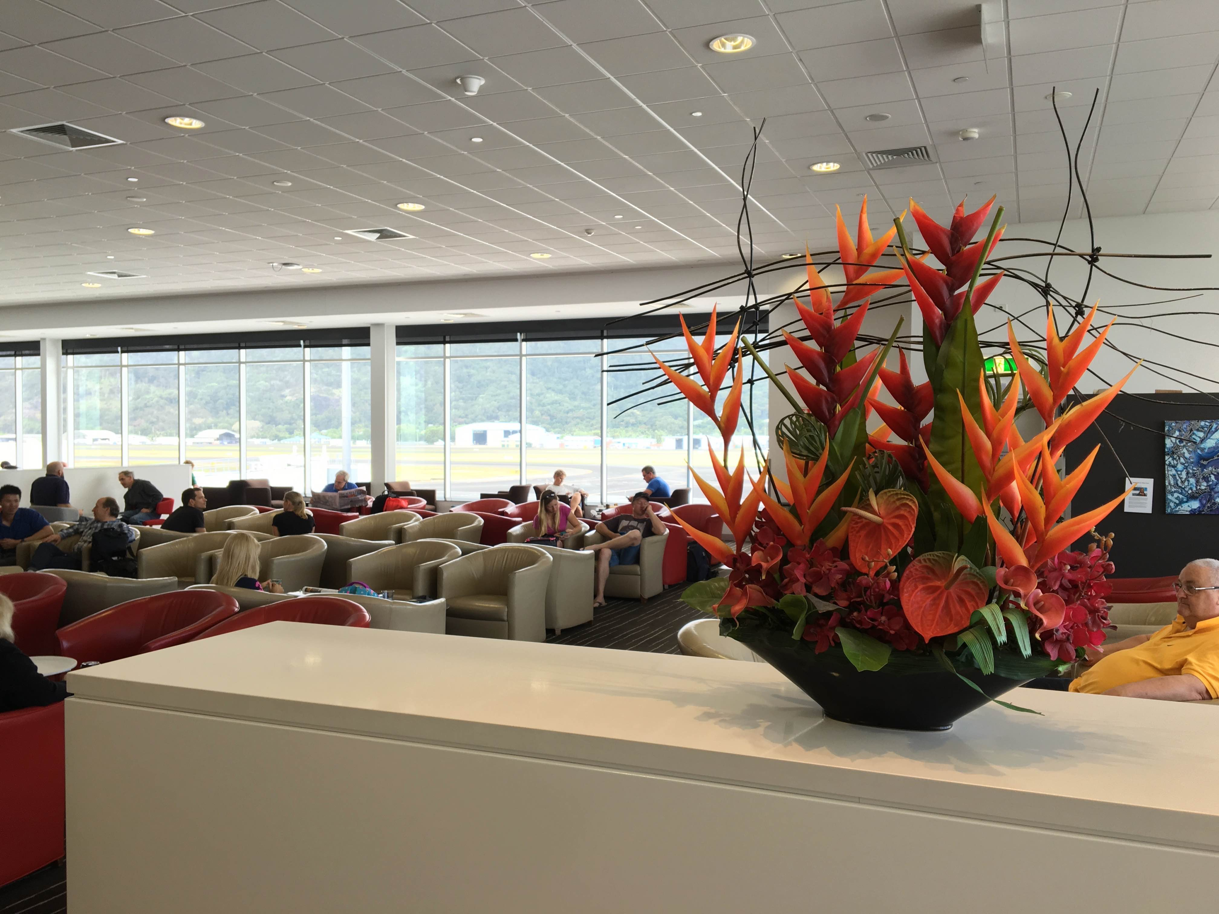 Qantas Club Cairns | Point Hacks