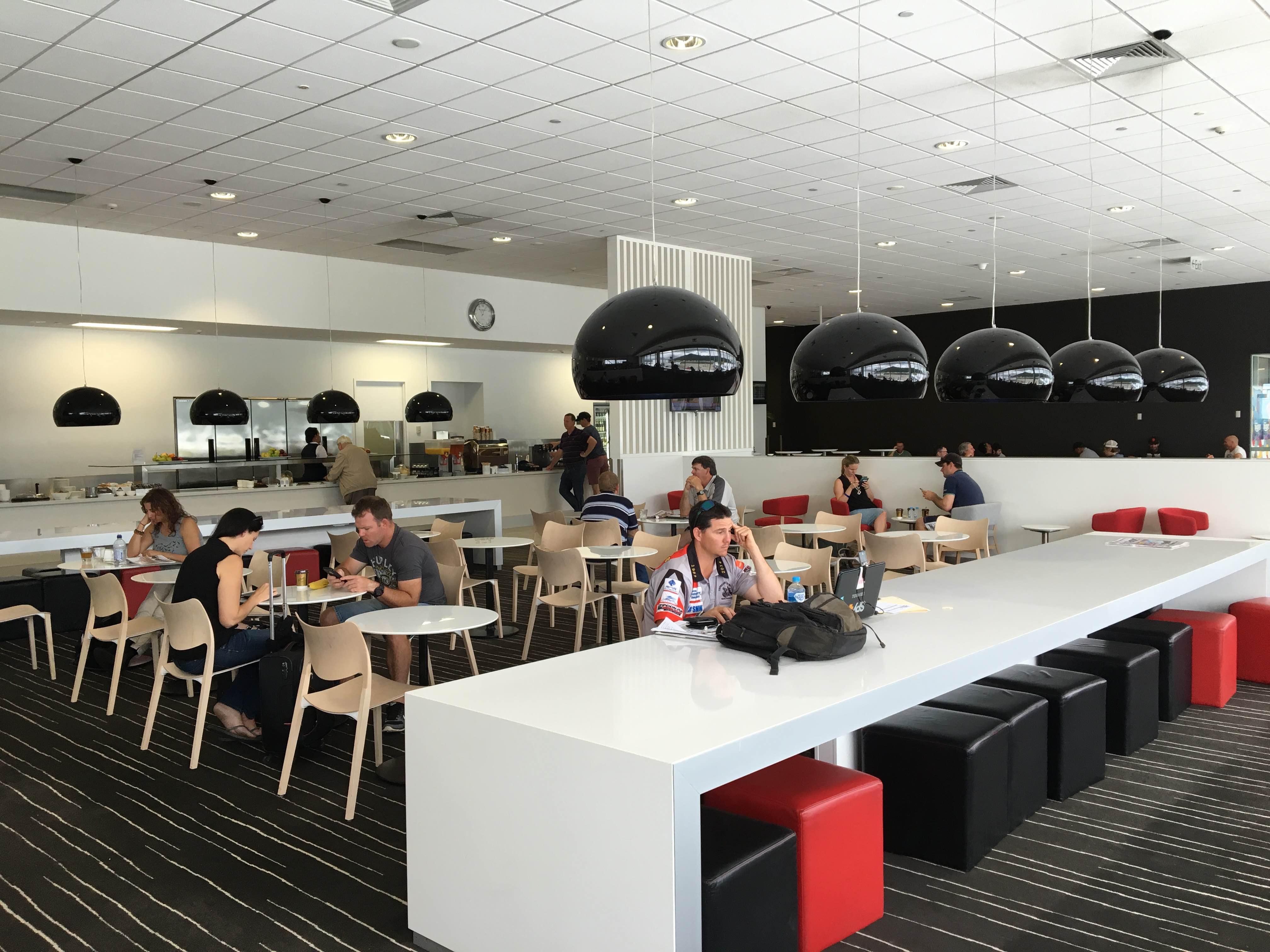 Qantas Club Lounge Cairns | Point Hacks