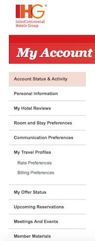 IHG Free Birthday Points | Point Hacks