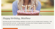 Bonus IHG Points on your birthday | Point Hacks