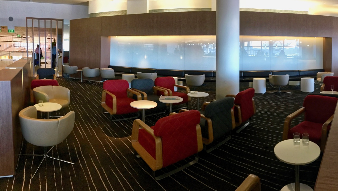 Sydney International Business Lounge