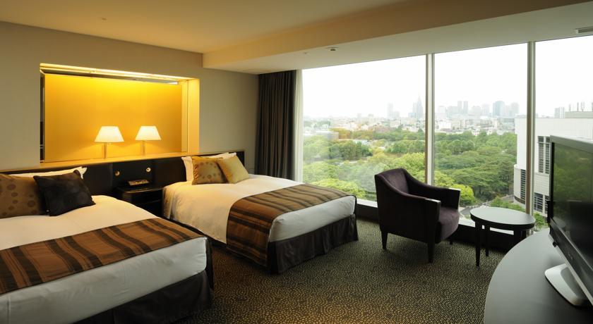 Tokyo New Otani Hotel