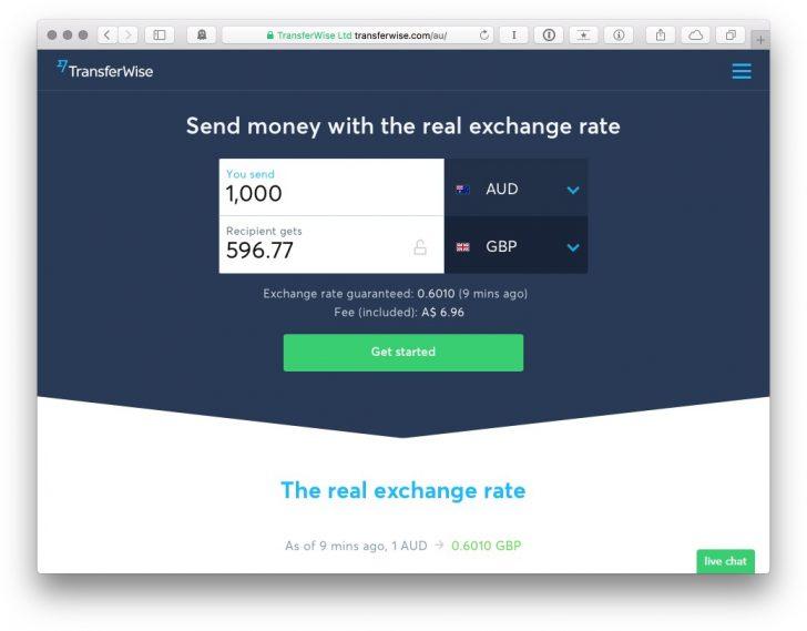 Cba forex exchange