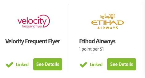 velocity-etihad-flybuys-account
