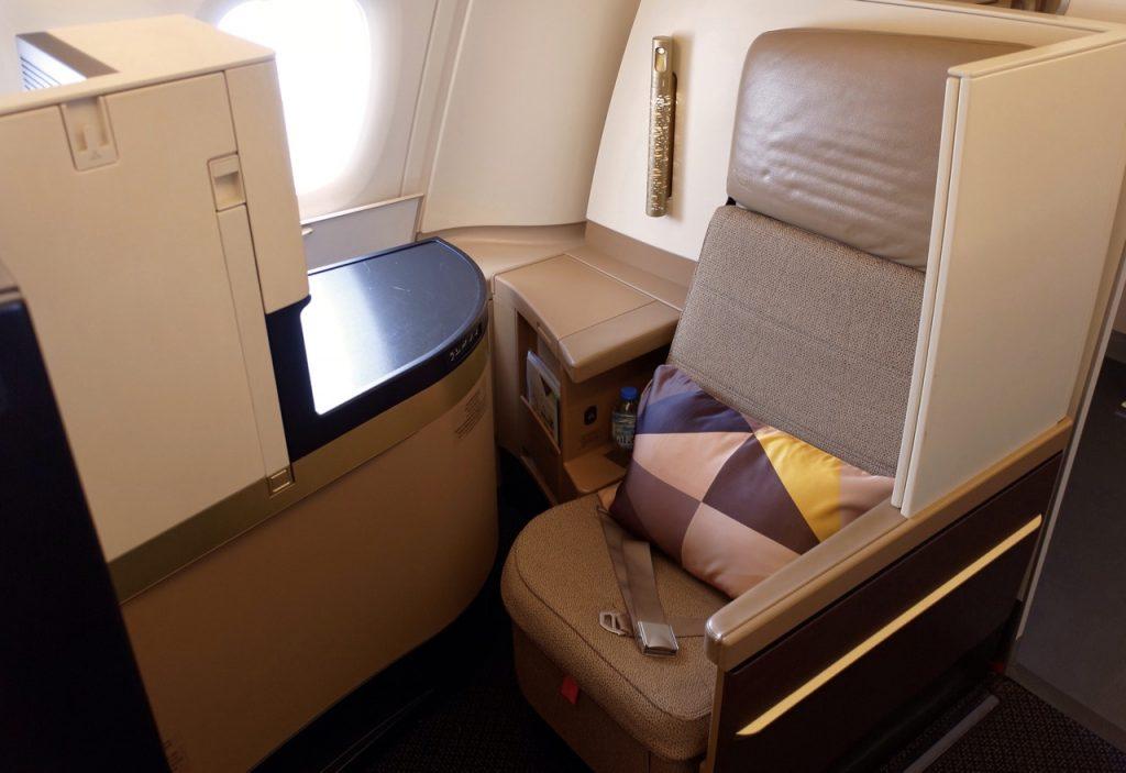 Etihad A380 Business Class Seats | Point Hacks