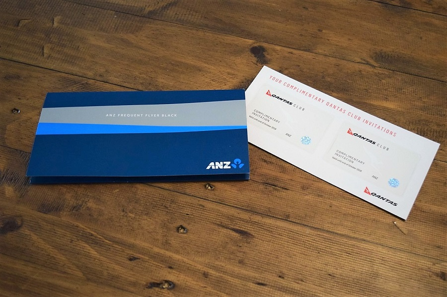 ANZ Qantas Club Lounge Pass