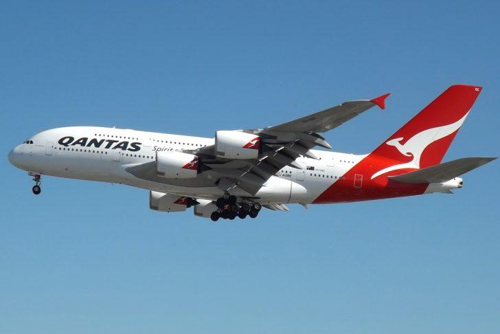 Qantas A380 midflight - Best uses of 60,000 Qantas Points | Point Hacks