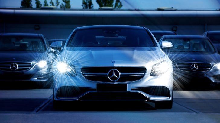 Mercedes car | Point Hacks