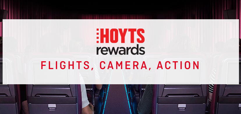 Hoyts and Qantas partnership