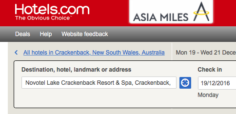 hotels-com-asia-miles | Point Hacks