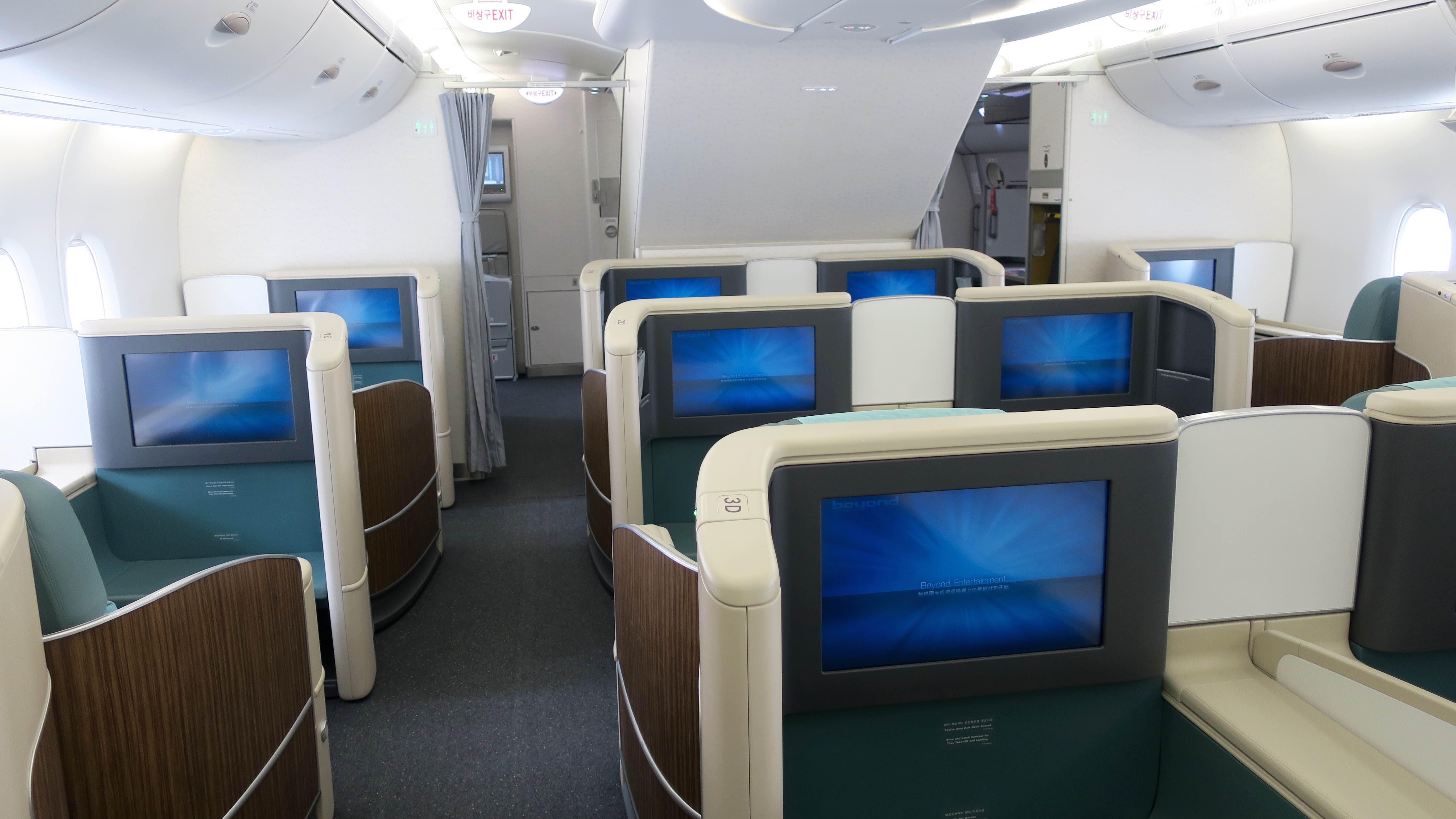 Korean Air A380 First Class overview | Point Hacks