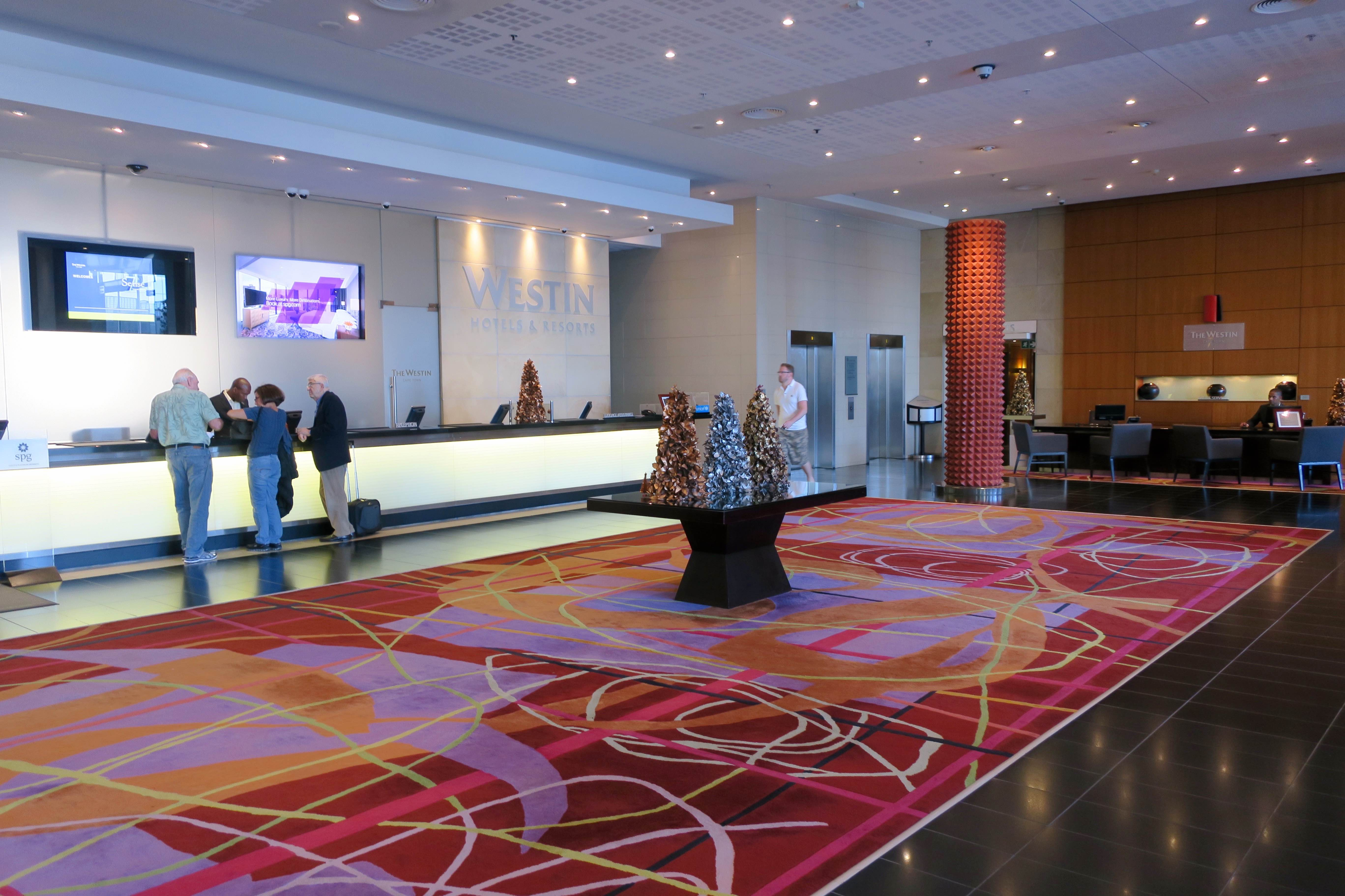 The Westine Cape Town review   Point Hacks