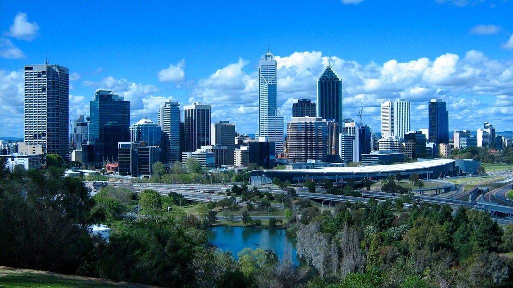 Perth Skyline | Point Hacks
