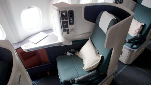 Cathay Pacific Business Class Review – Tokyo to Perth