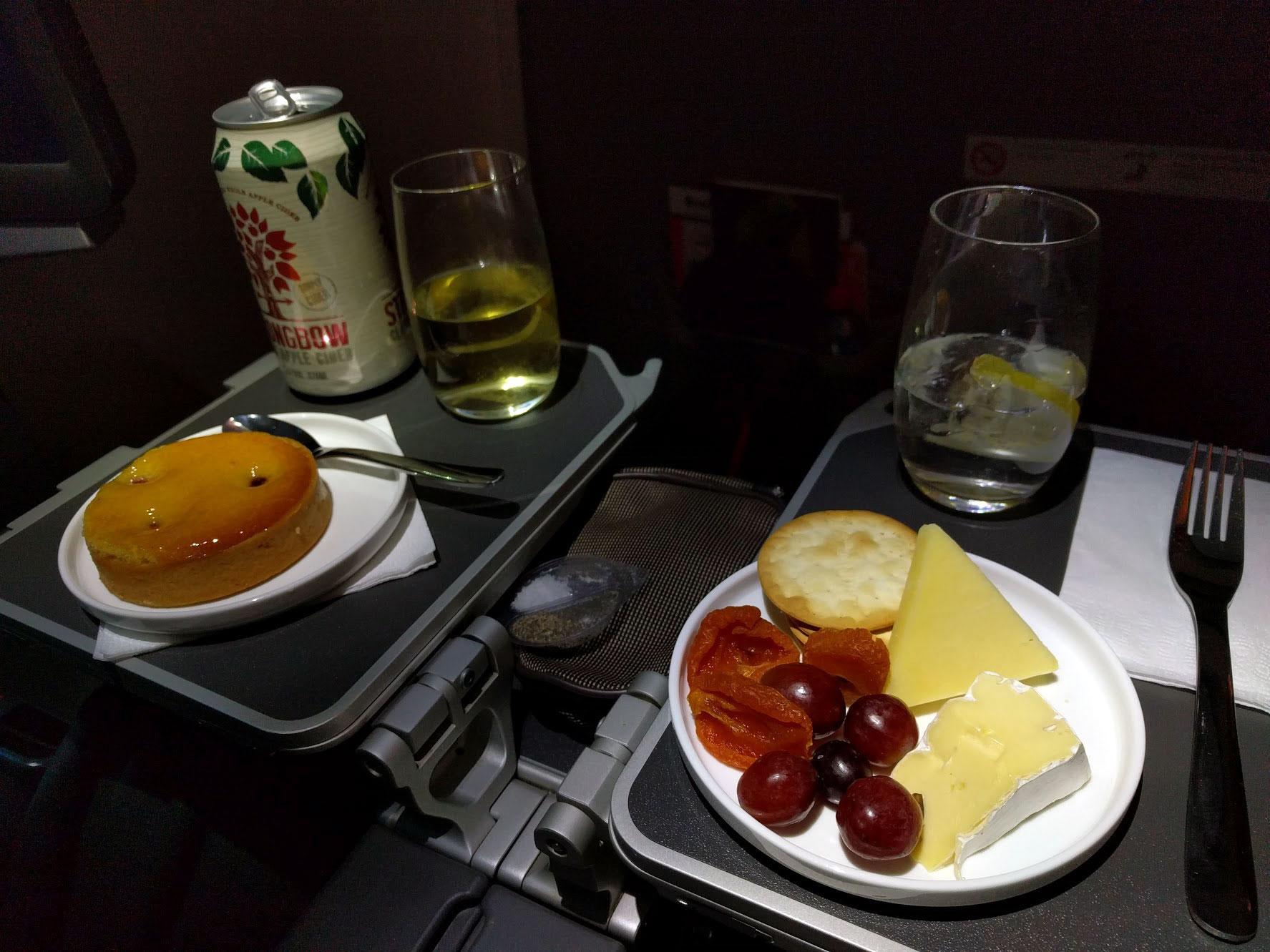Jetstar Dessert