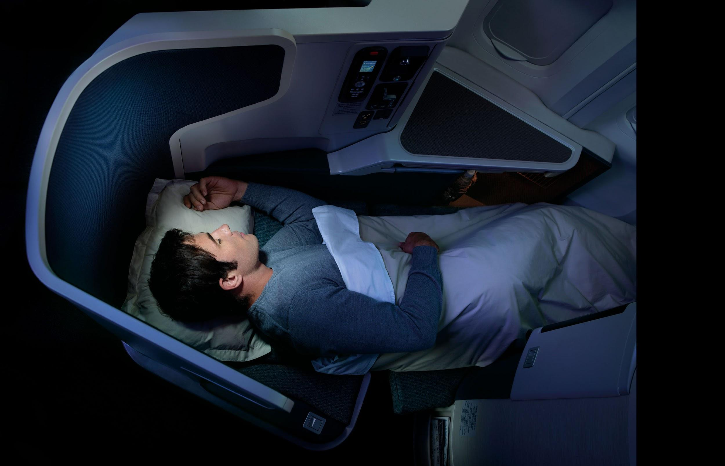 Cathay Pacific Business Class Tokyo to Perth Overview ...