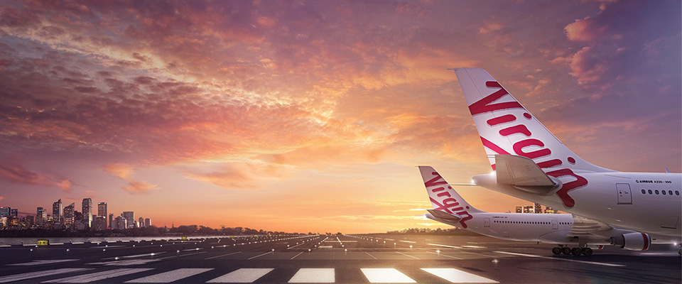 Virgin Australia tails official image