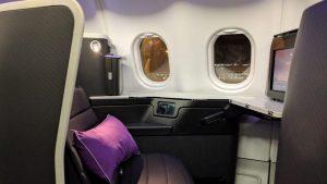 Virgin Australia A330 Business Class Review – Brisbane to Perth