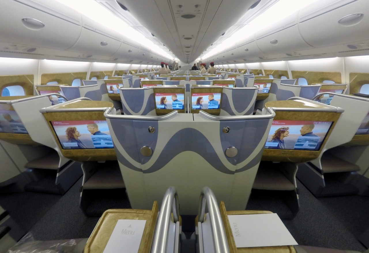 Why To Not Get Too Excited About Emirates New First Class