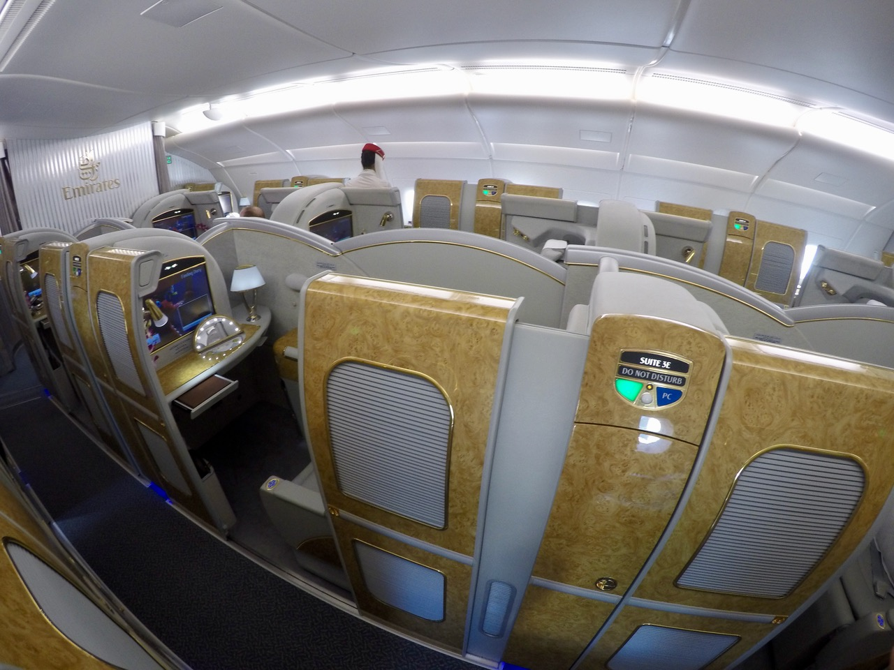 Emirates A380 First Class | Point Hacks