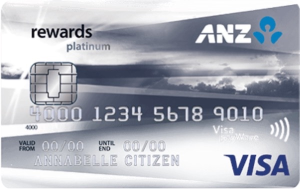 ANZ Rewards Platinum Card | Point Hacks