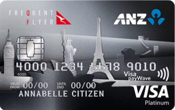 Anz frequent flyer credit cards with qantas points point hacks review anz are offering 65000 bonus qantas points and 150 back to your new anz frequent flyer platinum when you make your first eligible purchase within the reheart Gallery