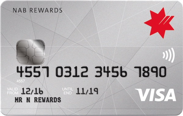 NAB Rewards Classic Visa Card | Point Hacks