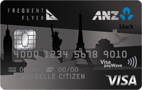 ANZ Frequent Flyer Black | Point Hacks